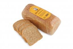 Chlieb grahamový (balený, krájaný) - Pekáreň Drahovce