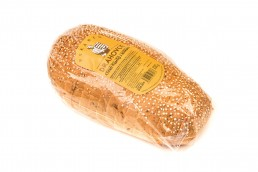 Chlieb kúpeľný s klíčkami balený krájaný - Pekáreň Drahovce