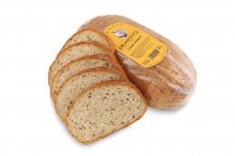 Chlieb ľanový (balený, krájaný) - Pekáreň Drahovce
