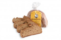 Chlieb špaldový (balený, krájaný) - Pekáreň Drahovce